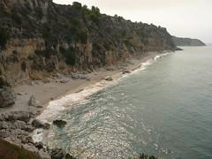 Beach bei Stella Vineyard (duqueıros) Tags: sea beach strand meer hellas greece griechenland kefalonia ελλάδα duqueiros stellavineyard