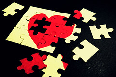 I will try fix you (Alfonsina Blyde ) Tags: macro fix pieces heart puzzle corazn pieza rompecabezas piezas puzzlepieces armar fleta 365venezuela