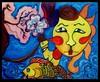 gion oil on canvas
