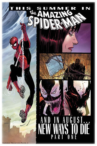 Amazing Spiderman New Ways to Die