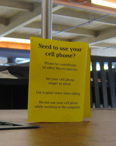 Need to Use Your Cell Phone?