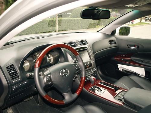 Lexus Gs450h Interior. Interior Lexus GS 450h