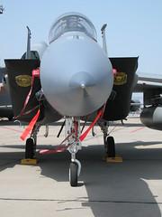Front: F-15C