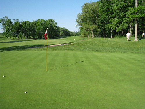 Cantigny Golf Course, Wheaton, Illinois