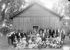 Sunday school, Indians and whites