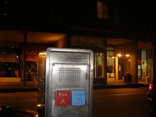 Fire Box - Box 1940 - Main Street