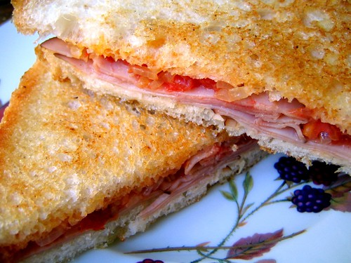 how to make mixed sandwiches