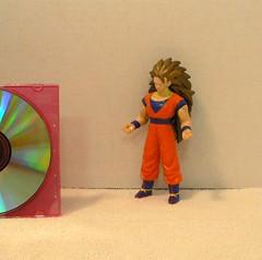 """Super Saiyan Gokou """"Bandai"""" (wilbura59) Tags: dragonball dragonballz dragonballgt"""
