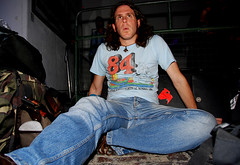 Day 168/365 27 June 2008: All Shot Out (Mister J Photography) Tags: selfportrait hot camden sweaty tired proudgalleries 365days 10secondtimer gigshoot takingafewmoments