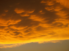 200806170003 (tpmugsy) Tags: summer sky orange storm beautiful yellow clouds texas stormclouds e510