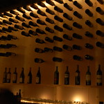 Bodega: The wall of wine