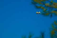 parasailing - from thу balcony