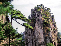 China Travel - Huangshan, Anhui  (Lao Wu Zei) Tags: china travel mountains nature travels scenery photos unesco 200views qingdao laoshan emeishan  sichuan  jiuzhaigou huanglong   hunan worldheritage  shandong  huangshan zhangjiajie  taishan          hailuogou