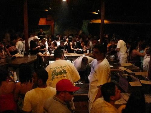 Joes Oyster Bar Mazatlán