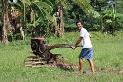 Ka Nemie (JP Dela Paz) Tags: farm farmer handtractor