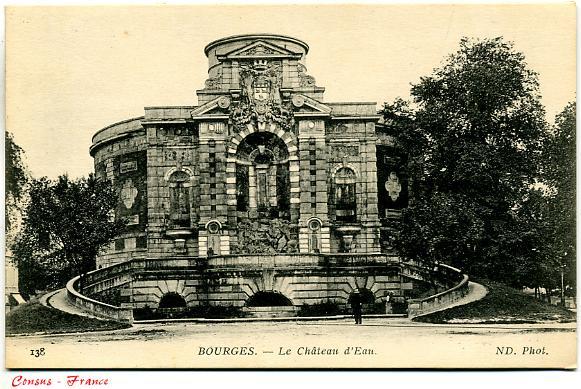 Le Château d'Eau BOURGES