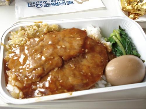 華信航空飛機餐 - 2
