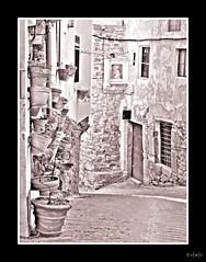 Macetas (leioa) Tags: larioja theperfectphotographer goldstaraward sotoencameros anticando casasdepueblo