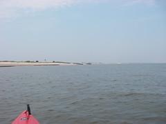 IMGP0113 (paulsyak) Tags: kayak lewes delawarebay beachplumislandshipwreck
