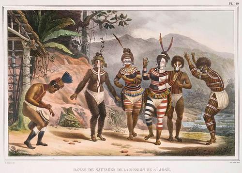 005-Danza de salvajes de la mision de San José