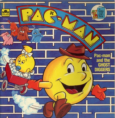 Pac-Man Book