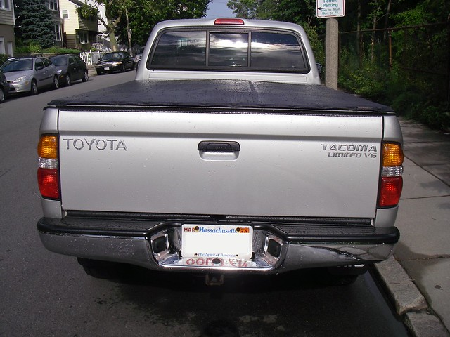 2002 toyota tacoma limited v6 trd