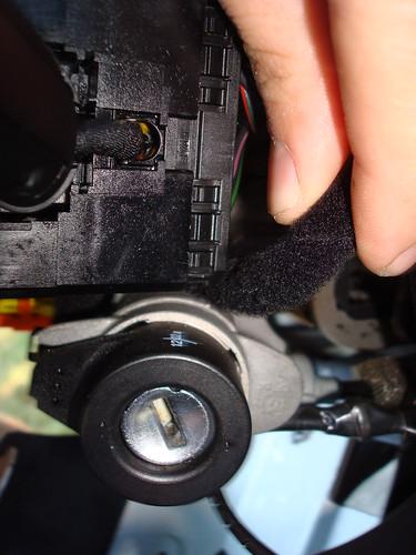 556uw Immobizer Bypass Install