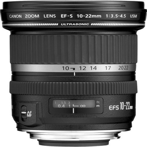 Canon EF-S 10-22mm f/3.5-4.5 USM SLR Lens