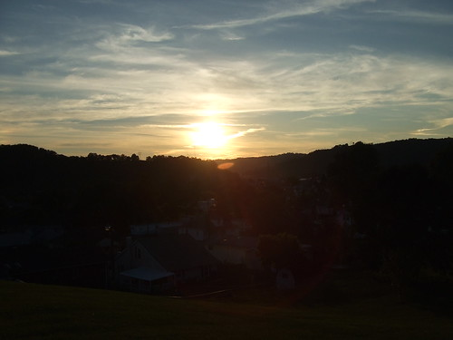 Sunset 9-4-08