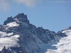 little tahoma (cougkidd) Tags: mountain snow sunrise washington trail alpine rainier wonderland