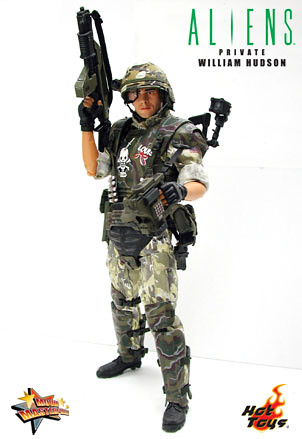 Hot Toys Aliens Colonial Marine, Private Hudson