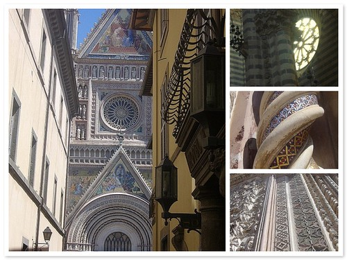 My creation Orvieto La cattedrale