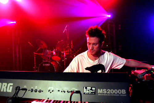 Shapeshifter @ The Metro, <b>150mg Xopenex</b>, Sydney - 5th September, 2008 (by 'ju:femaiz)