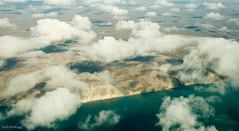 Northern Coast (Whirling Phoenix) Tags: ocean travel sea cliff cloud nature alaska plane landscape coast nikon unitedstates hill north wideangle arctic explore northamerica kellogg naturephotography 123nature d80