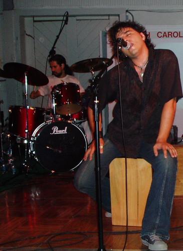 Santino, flamenco