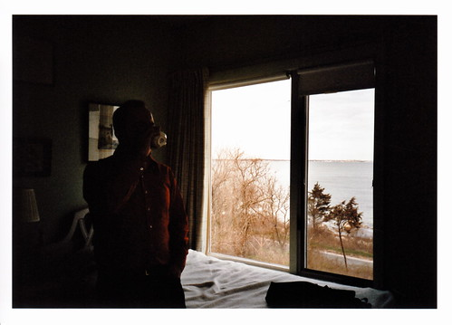 self portrait 2, Cape Cod