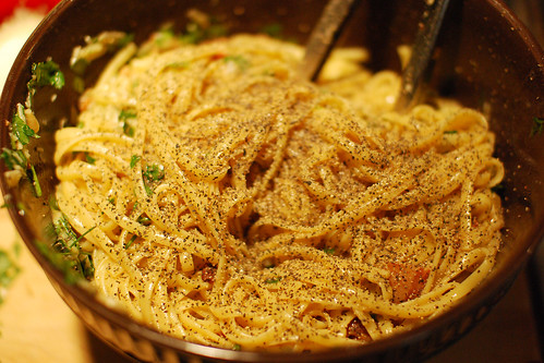 Cooking With Ryan: Pasta Carbonara | The Pioneer Woman ...