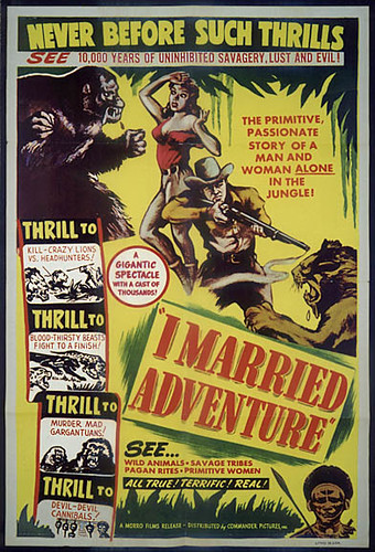 I Married Adventure 1940