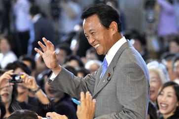 2008-09-22 Taro Aso