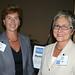 Elaine Pullen and Heidi Douglas