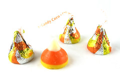 Hershey's Kisses Candy Corn