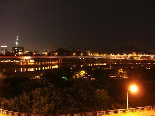 永福橋夜景