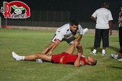 Training before Qatar match (A L R a h e e b . N e t) Tags: qatar rayyan leauge  alrayyan     rayyani alraheeb