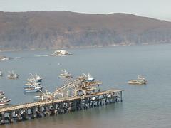 PUERTO DE LOTA (grumete2008) Tags: barcos lota faros muelles parquedelota puertodelota