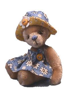 Emily Miniature Bear