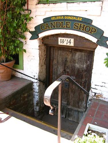 歐維拉街candle shop.JPG