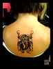 My daughters new tattoo done at Malakor Tattoo in Bangkok Thailand We had a