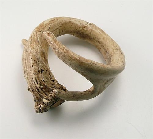 Faux Deer Antler Bracelet