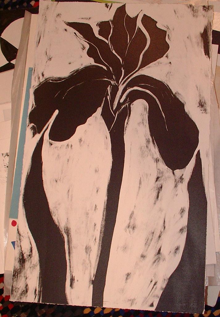 iris (lithograph)