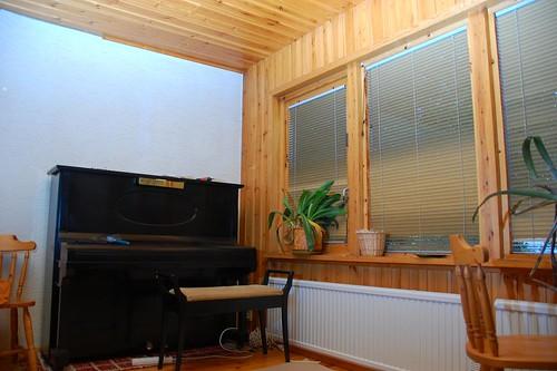 Pianohörnan